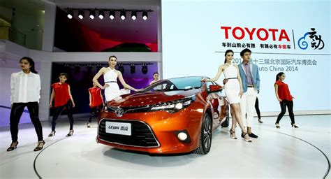 Toyota Market In China Toyota S China Dealers Are Losing Money Nearly 10 May