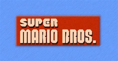 Bros H 46 Videogames Mario Bros