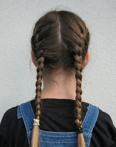 hairstyle with 2 shoulder braids 81 best images about aesthetics on pinterest