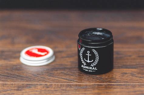 Pomade Admiral the pomade don draper wished he used admiral