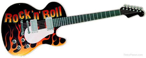 Rock And Roll Guitar rock and roll guitar clip clipart best
