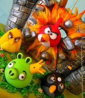 Kaos 3d Umakuka Angry Bird 1000 images about cakes angry birds on birthdays results and cakes