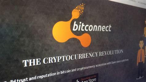 bitconnect join bitconnect ein krypto pyramidenspiel bricht zusammen