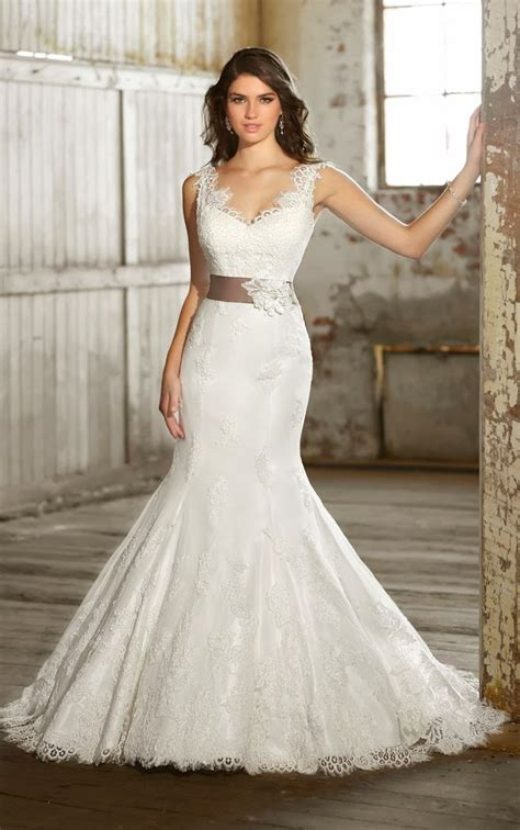 facts for trumpet style wedding dresses