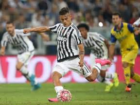 Paulo dybala late penalty rescues juventus f c vs chievo verona