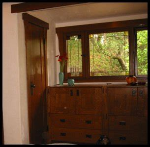 craftsman style woodwork of oak workshop authentic craftsman mission style