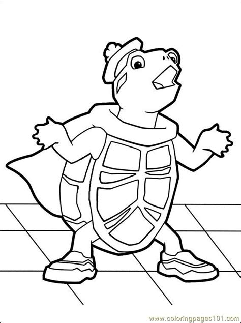 coloring pages of the wonder pets coloring pages wonder pets 014 12 cartoons gt the wonder