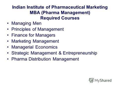 Mba In Finance And Strategic Management by презентация на тему Quot проблема подготовки управленческих