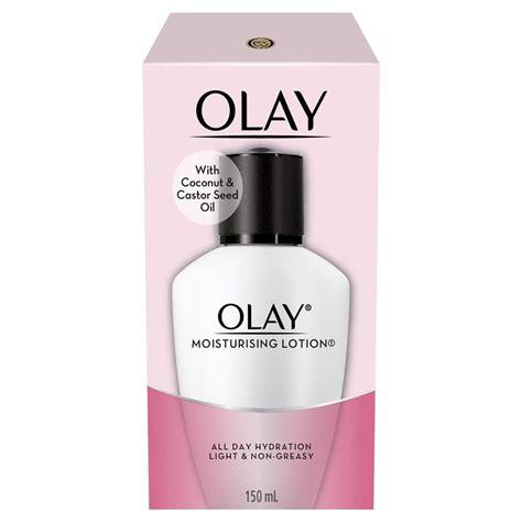 Olay Moisturising Lotion buy olay moisturising lotion 150ml at chemist