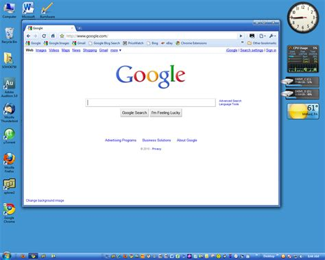 Google Themes For Windows 7 | theme chrome for windows 7 everything windows royale aero