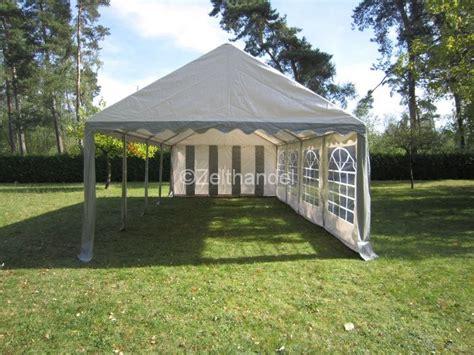 Pavillon 4x6 by 4x6 4x8m Partyzelt Gartenzelt Pavillon Raucherzelt Zelt