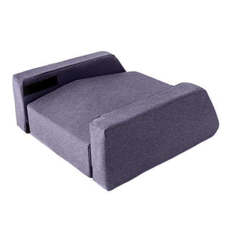 bed support pillow sapphire una bed rest support pillow reading cushion