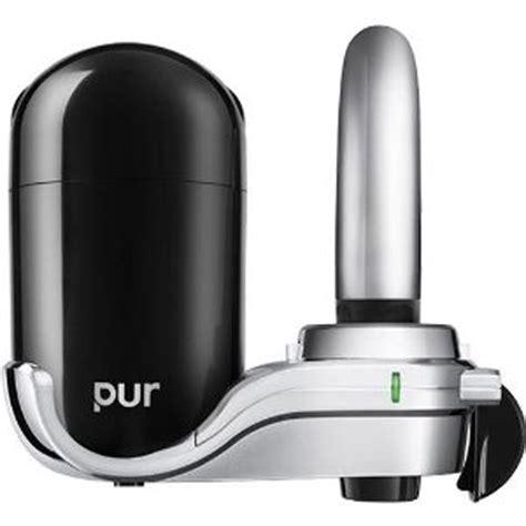 brita chrome faucet mount filtration system appliances