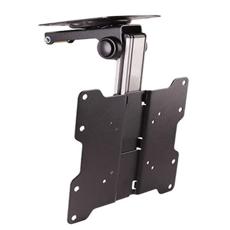 cabinet tv mounts inland kitchen cabinet tv bracket for 17 in 37 in 05457 the home depot