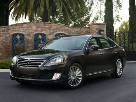 2014 Hyundai Equus Msrp by 2014 Hyundai Equus Models Trims Information And Details