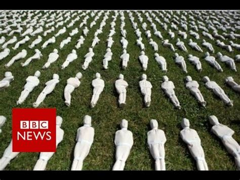 battle of the somme: first day's dead marked with 19,240
