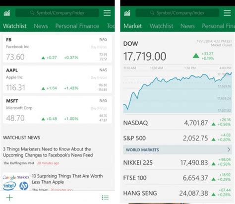how to use msn money app for free stock screening
