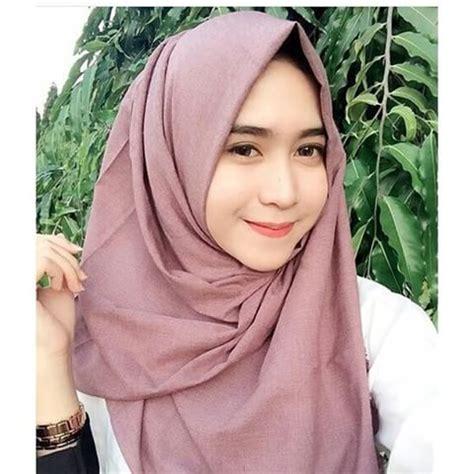 Jilbab Cantik Instagram Wanita Yang Memakai Jilbab Itu Cantik Gedubar