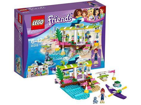 Lego Friends Valencia lego friends tienda de surf juguetilandia