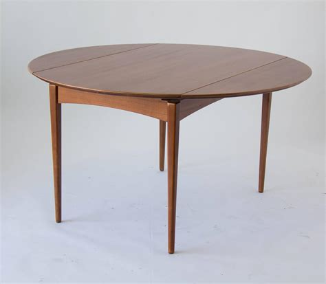 drop leaf dux dining table at 1stdibs