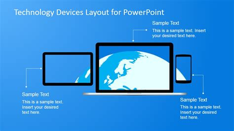 slide layout technology definition technology devices layout for powerpoint slidemodel