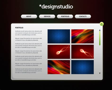 web layout design with photoshop graphic design studio web layout photoshop tutorials