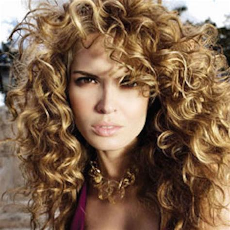 Types Of Perms For Hair With Pictures by Mujer Chic