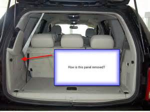 Chrysler Pacifica Subwoofer 2007 Aspen How To Change Remove Subwoofer With Alpine