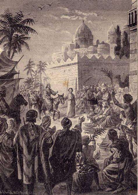 Bilder Lebenslauf Jesus Evangelium Nach Johannes Kapitel 12 1 36 Salbung In Bethanien Einzug In Jerusalem Bibel