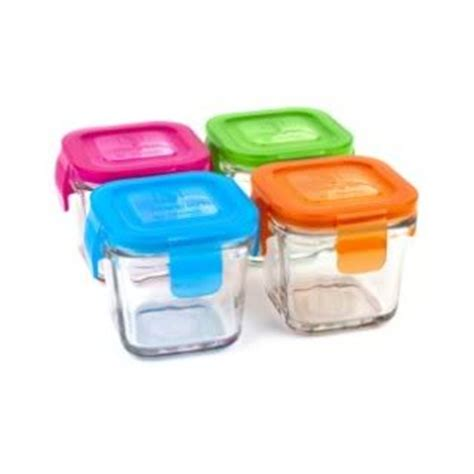 glass baby food storage containers new glass baby food containers make it easy to wean