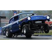 Crook Blew By You 56 Chevy AA/Gasser Nostalgia Drag Racing YouTube