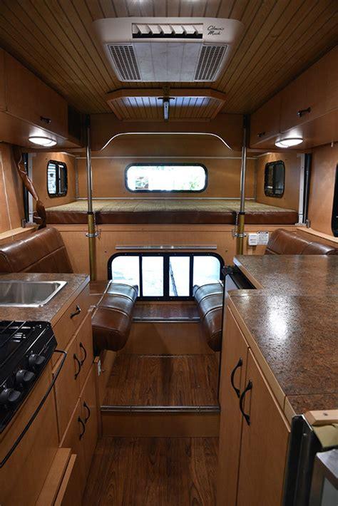 Pop Up Cer Interior Ideas by Alaskan Cer Review Truck Cer Magazine