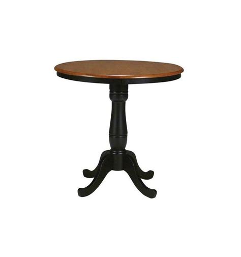 36 inch classic bar table simply woods furniture