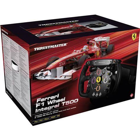 volante ps3 f1 volant avec p 233 dale thrustmaster t500 f1 pour pc