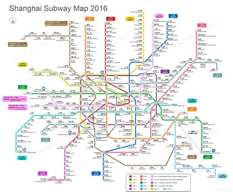 shanghai metro map shanghai subway map 2016 topforeignstocks
