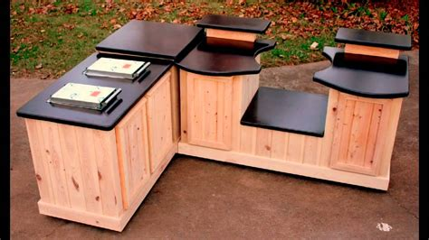 Kitchen Island Cabinet Plans by Big Green Egg Mobile Kitchens Big Green Egg Concrete