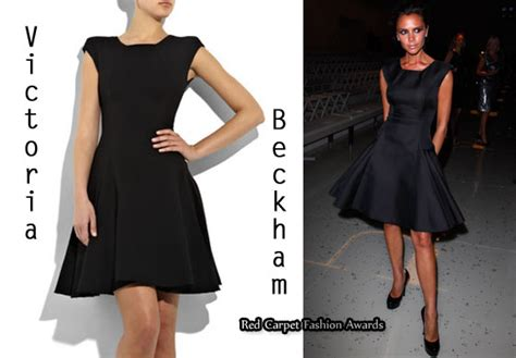 In Beckhams Closet Marc Carpet Fashion Awards by In Beckham S Closet Beckham Lbd