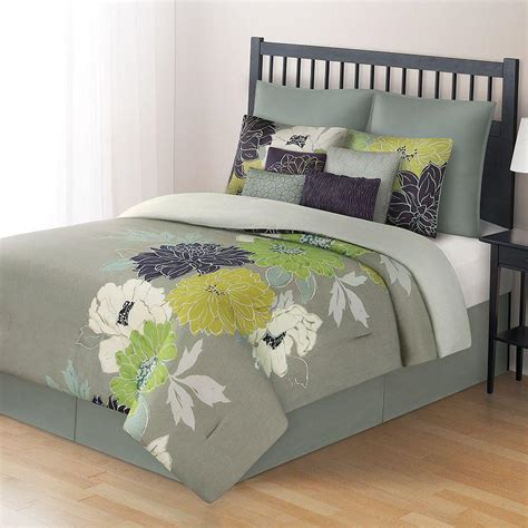 home classics interlude 10 pc comforter set home classics daphne 10 pc comforter set from kohl s dorm