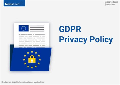 Privacy Policy by Gdpr Privacy Policy