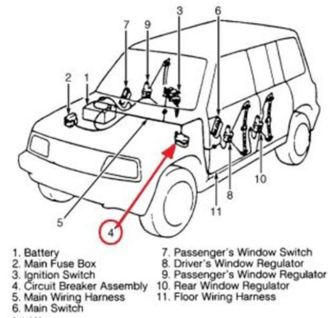 wiring diagram for 96 suzuki sidekick | get free image