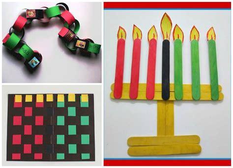 Learn Craft For Hanukkah Winter Solstice Kwanzaa