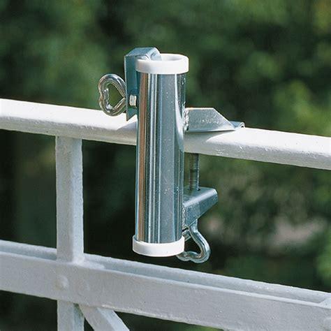 Balkon Handlauf by Sonnenschirmhalter Balkon Handlauf Videx 174 Verzinkt