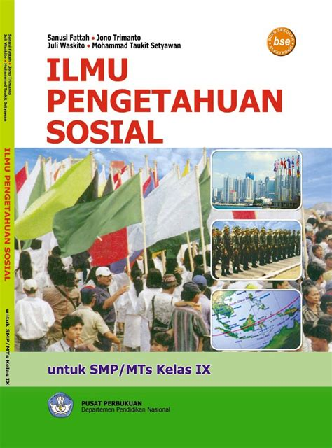 Buku Ips Smp 2 Vlll ips smp kelas 9