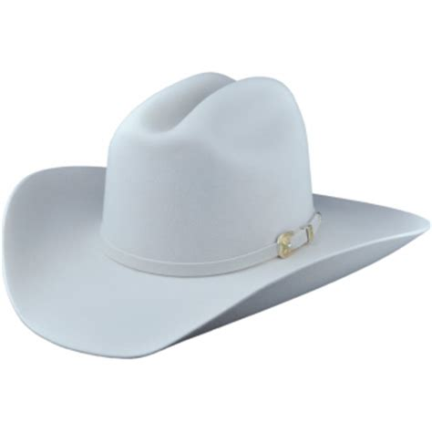 Cocolatte Mist Grey 1ox mist grey george west point hats sombreros west