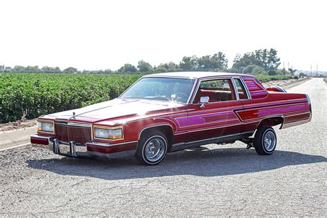 1983 Cadillac Coupe Parts by 1983 Cadillac Coupe De Ville Driver Side Front View Lowrider