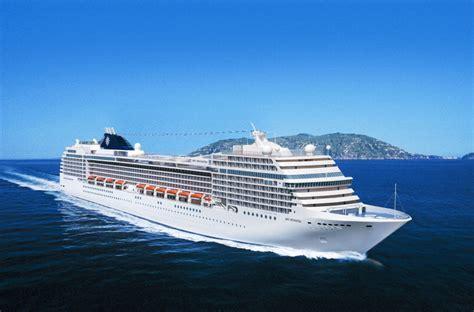 Cruceros por el mar Mediterráneo