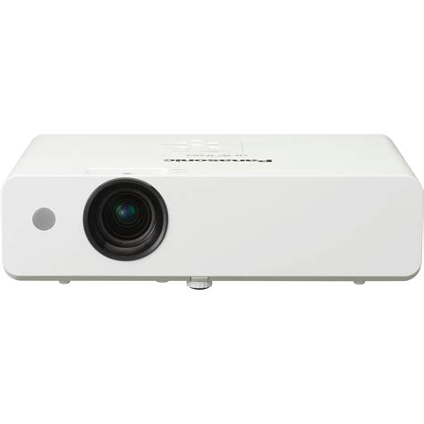 Proyektor Panasonic Pt Lb2vea panasonic pt lw312u 3100 lumen wxga lcd projector pt lw312u b h