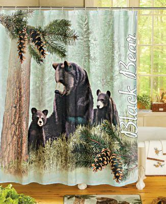 black bear kitchen curtains 1000 images about woodland decor on pinterest timber