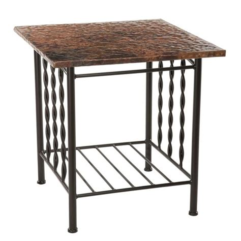 Iron Table Ls Wrought Iron Table Ls Wrought Iron And Brass Base Coffee Table With A Glass Top For Sale At