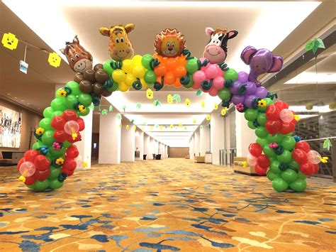decorations for children balloon decorations for children day that balloons